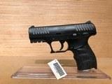 Walther CCP, Compact Pistol, Semi-automatic Pistol, Striker Fired, 9MM
