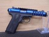 Ruger 22/45 Lite 22 LR Blue Anodize Rimfire Pistol
