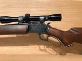 MARLIN GOLDEN MOD-39-A LEVER-ACTION RIFLE 22LR - 8 of 12