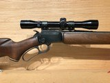 MARLIN GOLDEN MOD-39-A LEVER-ACTION RIFLE 22LR - 4 of 12