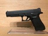 Glock 34 Gen4, Competition, Striker Fired, Full Size, 9MM