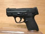 Smith & Wesson 11806 M&P Shield M2.0 Pistol 9mm