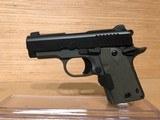 Kimber 3300178 Micro 9 Woodland Night (LG) Pistol - 9MM