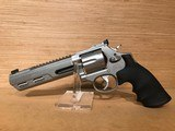 Smith & Wesson 686 Competitor Revolver w/Weighted Barrel 170319, 357 Magnum