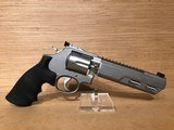 Smith & Wesson 686 Competitor Revolver w/Weighted Barrel 170319, 357 Magnum - 2 of 7