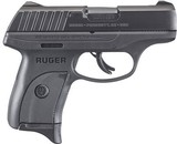 Ruger EC9S Striker Fire Pistol 3283, 9mm,