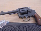 SMITH & WESSON VICTORY MODEL .38 S&W