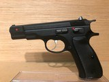 CZ 75B Cold War Commemorative Semi-Auto Pistol 91116, 9mm