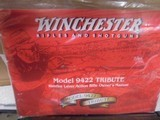 WINCHESTER MODEL 9422 HG TRIBUTE .22 WMR (MAG) - 18 of 22