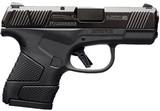 Mossberg 89001 MC1sc Pistol, 9mm