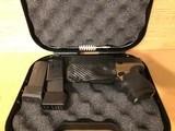 "Glock 43 Single Stack Pistol PI4350201, 9mm, 3.39"", Black Synthetic Grips, Dark-Earth Finish, 6 Rd - 5 of 5"