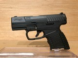 Walther Police Pistol Slim (PPS) 2796333, 9mm