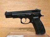 CZ 75B Semi-Auto Pistol 91102, 9mm