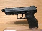 Heckler & Koch P30 DA/SA Pistol w/Decocker M730903LA5, 9MM