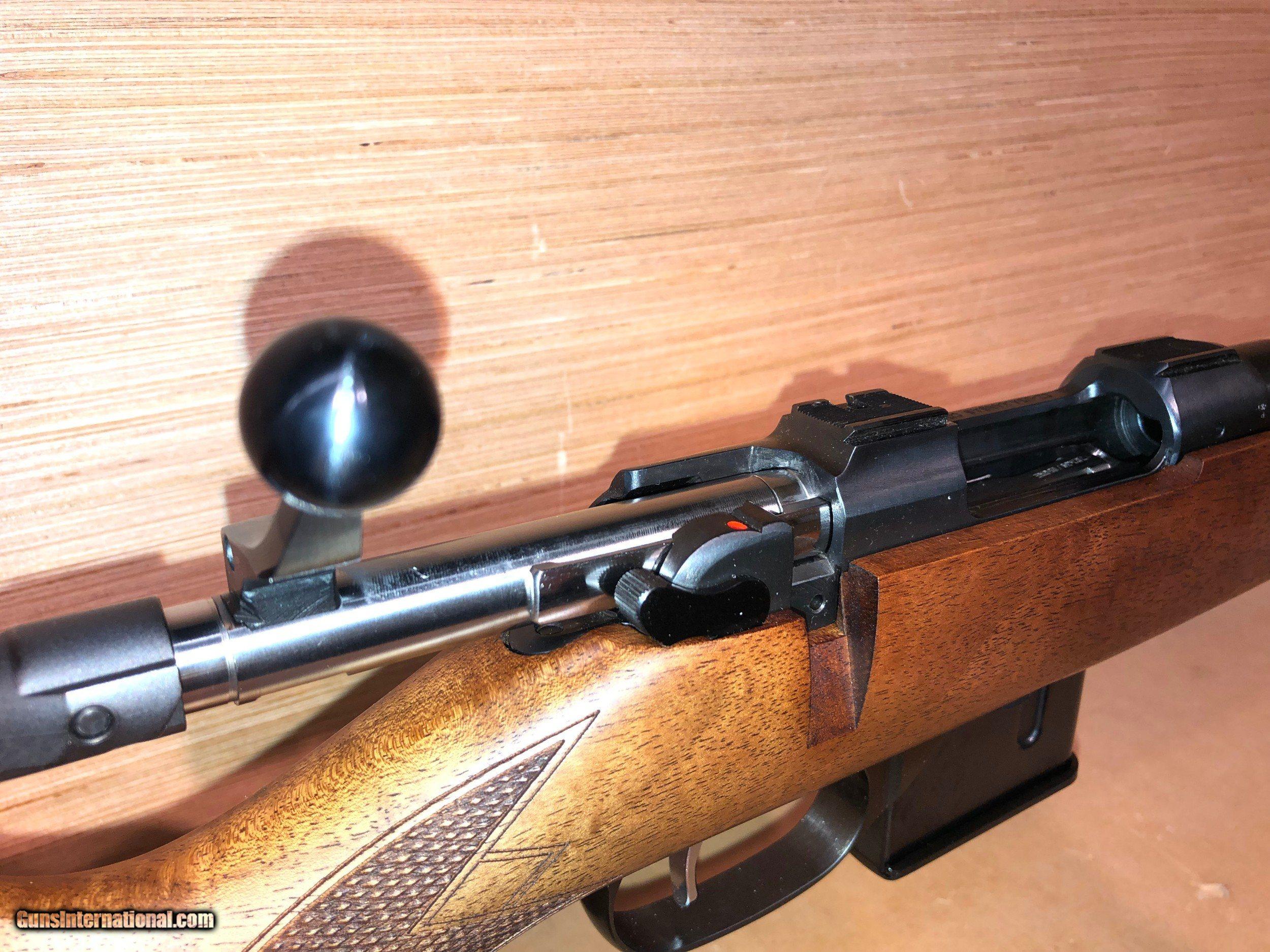 CZ-USA 527 American Bolt Action Rifle 03088, 6 5 Grendel