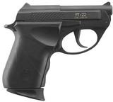 Taurus PT-22 Small Frame Pistol 1220031R, 22 Long Rifle