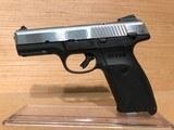 Ruger SR 40 Centerfire Pistol 3470, 40 S&W