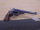 SMITH & WESSON MODEL 27-2 .357 MAG
