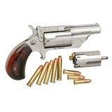 North American Arms NAA-22MC-BTII Ranger II Top Break Revolver .22 Mag / .22 LR 1.625in Barrel 5rd