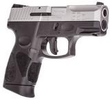 Taurus G2C Semi-Auto Pistol 1G2C93912, 9mm,