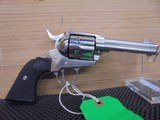 RUGER VAQUERO GLOSS STAINLESS PART# 05109