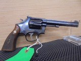 SMITH & WESSON 17 MASTERPIECE 22LR 6'' BARREL