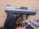 SPRINGFIELD XDS 45ACP TWO TONE