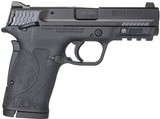 Smith & Wesson M&P380 Shield EZ 380 ACP Pistol- 3.6? Barrel, Ambi Thumb Safety, 8rd Mags – Smith & Wesson 11663