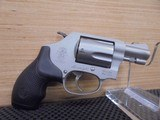 Smith & Wesson 637 38 Spl Chiefs Special Airweight - 1 of 8