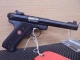 Ruger Mark III MKIII512 Rimfire Pistol 10101, 22 Long Rifle
