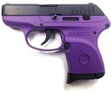 Ruger LCP Lady Lilac Pistol 3725, 380 ACP