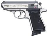 Walther PPK/S Semi-Auto Pistol 4796004, 380 ACP