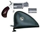 North American Mini-Revolver Combo 22MSC, 22 Long Rifle / 22 WMR