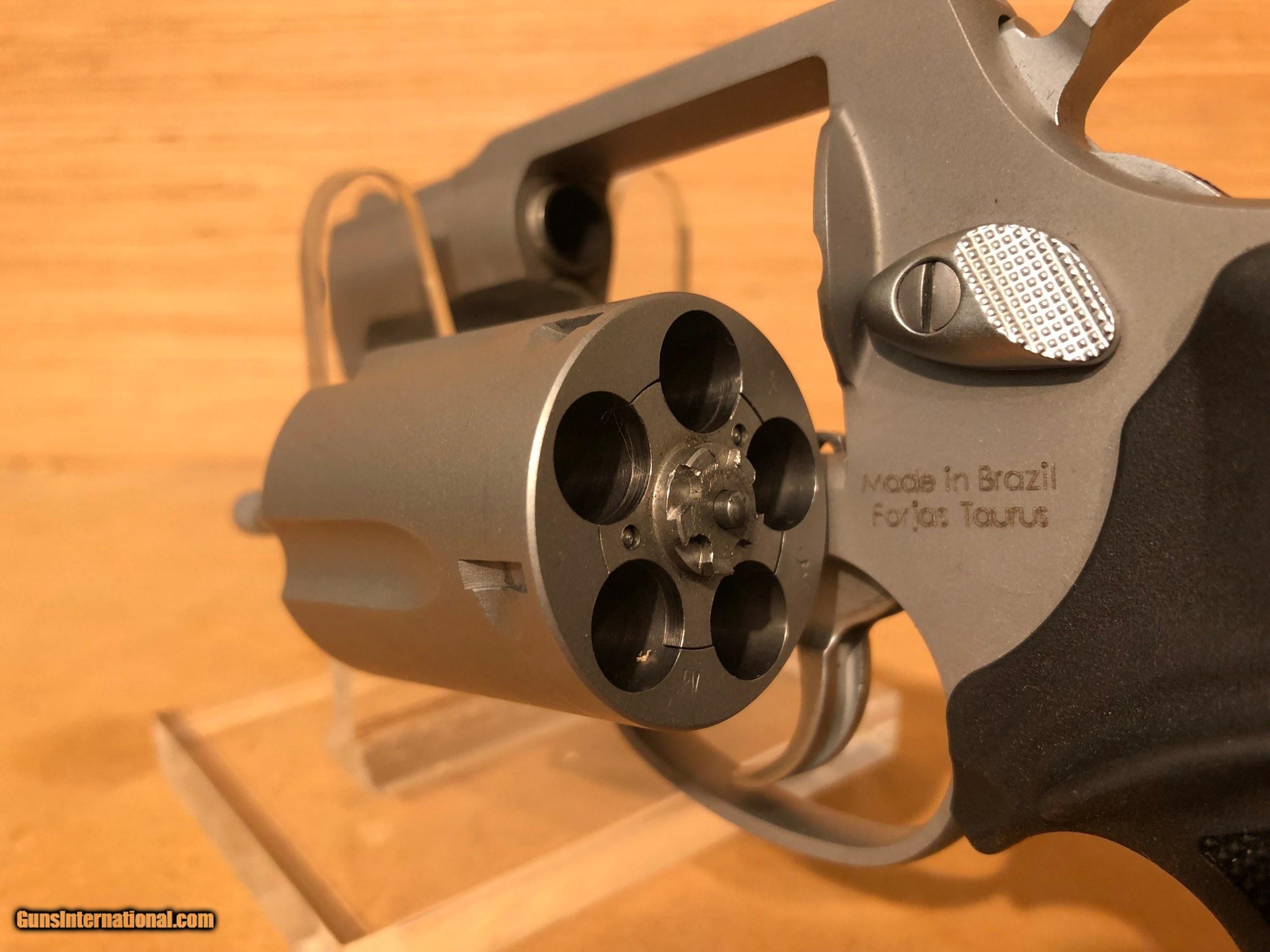 Taurus 605 357 Magnum | 38 Special Double