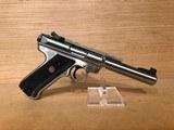 Ruger 10103 Mark III Target Pistol .22 LR