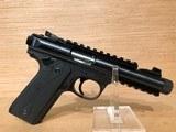 Ruger Mark IV Tactical Pistol 40149, 22 Long Rifle (LR)