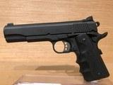 COLT GOVT BLACKENED S/S COMPETITION – Colt 01980CCS 45ACP