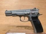 CZ 75B Semi-Auto Pistol 91128, 9mm