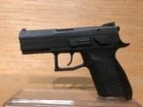 CZ 75 P-07 Semi-Auto Pistol 91086, 9mm