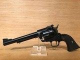 Ruger Blackhawk Single Action Revolver 0316, 357 Magnum