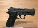 Sig P229 Legion Pistol E29R40LEGION, 40 S&W - 2 of 7