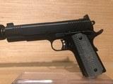 Advanced Armament Corp Enhanced 1911 Pistol 96338, 45 ACP / Advanced Armament Corp Ti-Rant 45, Pistol Silencer - 5 of 8