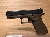 Glock 22 Gen4 Pistol PG2250203D, 40 S&W