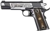 Auto-Ordnance 1911 A1 45th President Pistol 1911TCAC1, 45 ACP