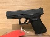 Glock 19 Gen4 Pistol PG1950203, 9mm