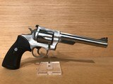 RUGER SECURITY SIX DOUBLE / SINGLE ACTION REVOLVER 357MAG