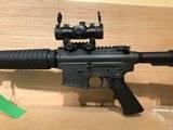 Bushmaster Carbon 15 Carbine w/Bushnell Red Dot Sight 90689, 223 Remington/5.56 Nato - 9 of 10