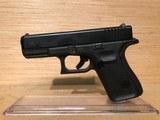 Glock 19 Gen5 Pistol PA1950203, 9mm