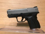 Springfield Armory XDS93345S XD-S Pistol .45 ACP