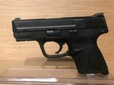Smith & Wesson M&P 9C Pistol 209304, 9mm - 1 of 5